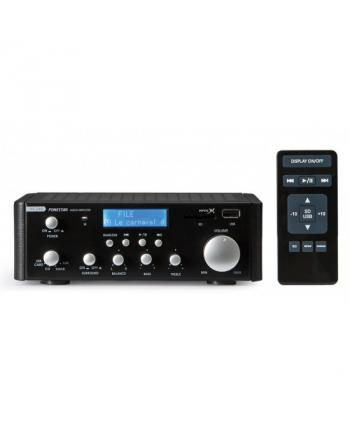 AMPLIFICADOR ESTEREO 2x25W USB/SD AS-24U