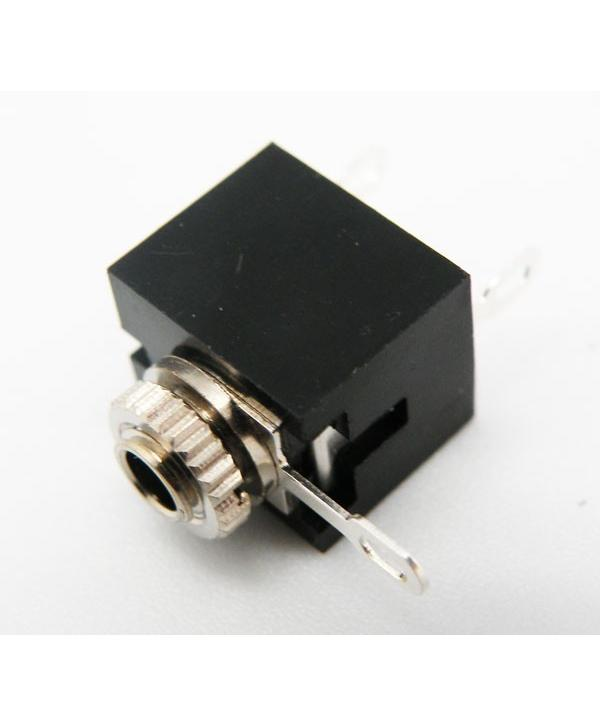 CONECTOR JACK MONO 2,5mm HEMBRA C.I.