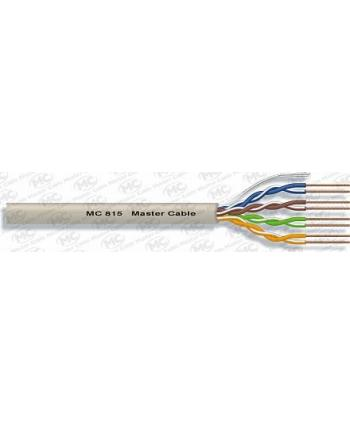 CABLE UTP CAT.5e FLEXIBLE 100Mhz 4x2x26AWG Ø5mm