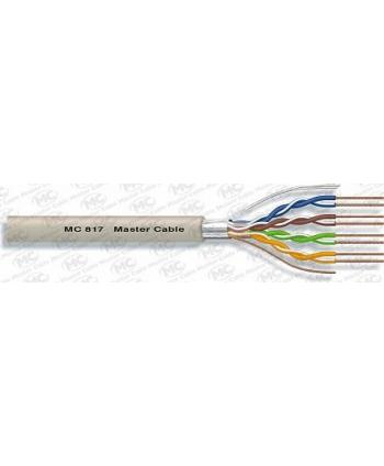 CABLE FTP CAT.5e FLEXIBLE 100Mhz 4x2x26AWG Ø5,3mm