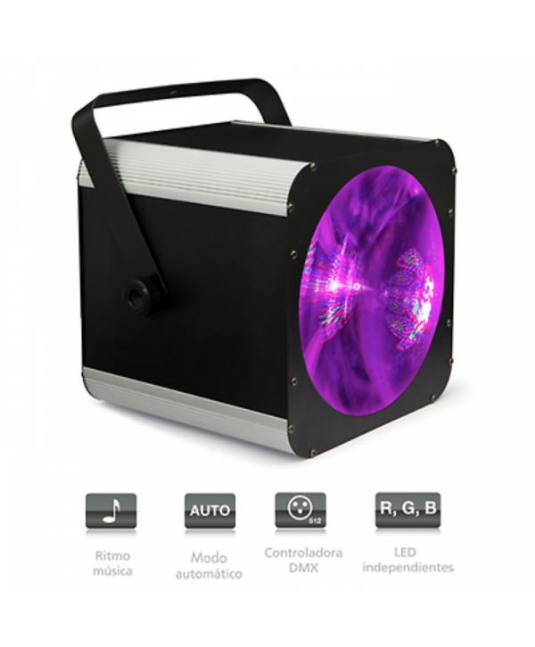 FOCO MOONFLOWER 469 LED DMX FLOWER50