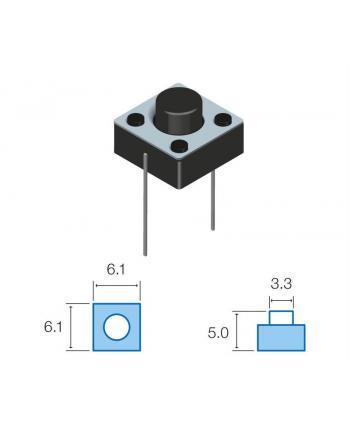 MICROPULSADOR SW072