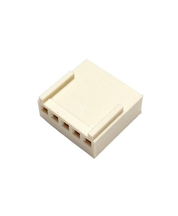 CONECTOR POSTE HEMBRA 5 PIN 2,54mm