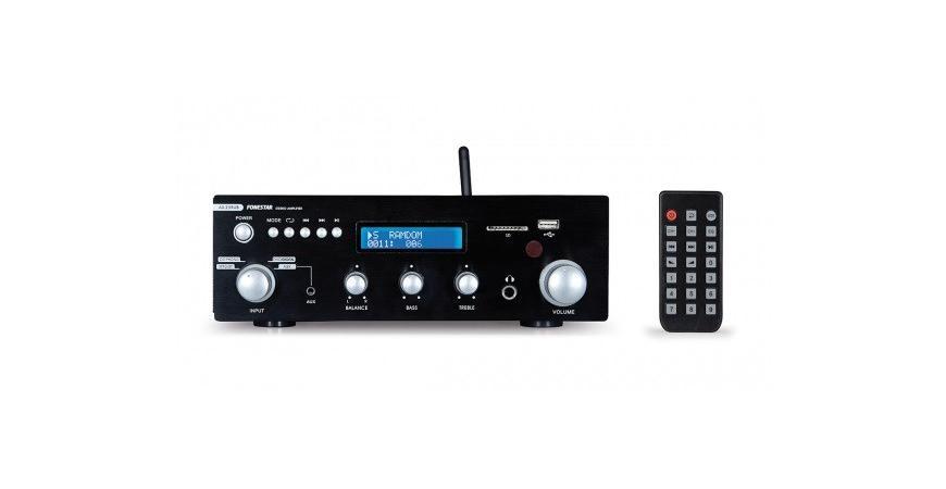 AMPLIFICADORES Hi-Fi