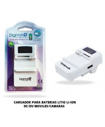CARGADOR DIGITAL LCD PARA...