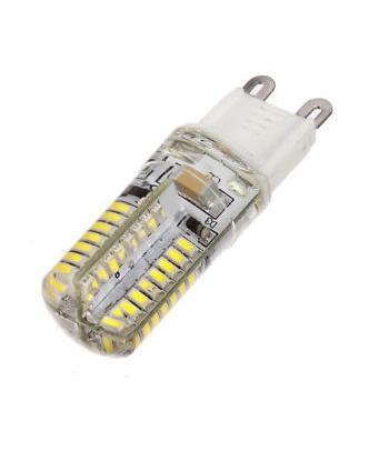 BOMBILLA LED G9 SILICONA 3W...