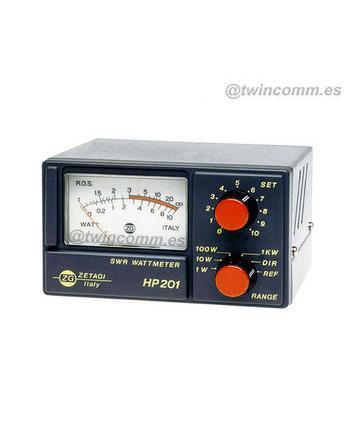 MEDIDOR ROE 3-200 MHz -...