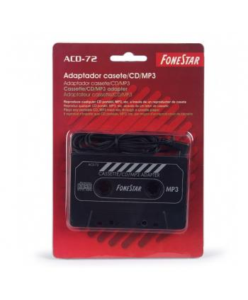 ADAPTADOR CASSETTE/CD/MP3