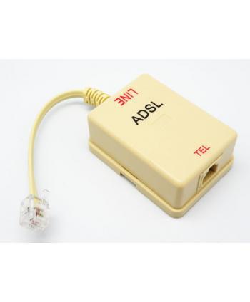 FILTRO ADSL 6P4C MACHO -...