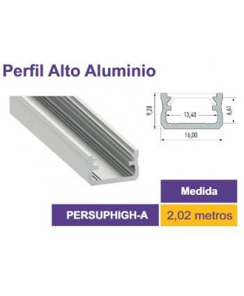 PERFIL ALUMINIO 2m...