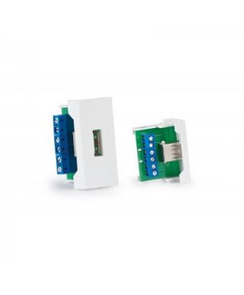 PANEL USB A HEMBRA...